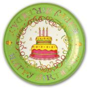 Birthday Cake Dinner Plates | PaperStyle