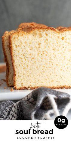 Keto Bread Machine Recipe, Easy Keto Bread Recipe, Best Keto Bread, Lowest Carb Bread Recipe, Recipe Breadmaker, Keto Bread Coconut Flour, Keto Banana Bread, Almond Flour Recipes, Keto Flour