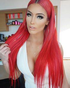 Eva tha busty redhead