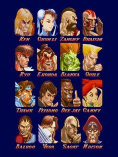 #streetfighter #arcade #fighting