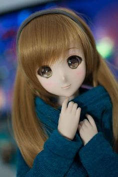 Mirai Suenaga Smart Doll by kuraikawai