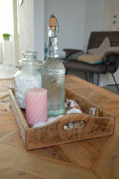 Huisdecoratie kaarsen praktisch