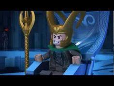 LEGO MARVEL Super Heroes: Maximum Overload - Episode 1 Faceful of Danger - YouTube
