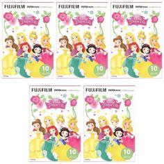 Free Shipping 5 Packs FujiFilm Fuji Instax Mini by TitaniumSeller