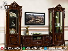 China Cabinet, Carving, Tv, Luxury, Interior, Modern, Furniture, Beautiful, Home Decor