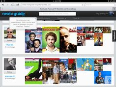 Social TV guide NextGuide goes from mobile to the Web   Internet & Media - CNET News