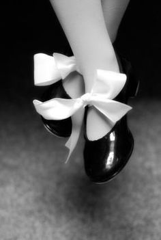 Fancy tap shoes!  <3