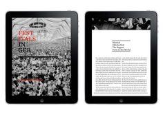 BreWorld - Ipad Magazine by Ioana Popescu, via Behance #magazine #digital