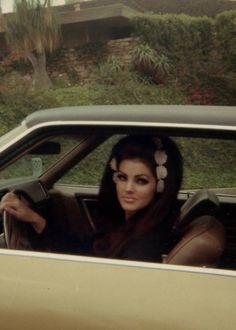 Priscilla Presley, 1968