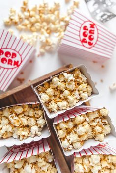 Sweet Popcorn | WishWishWish