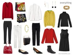The Vivienne Files | Capsule wardrobes inspired by art and nature