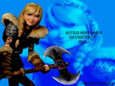 Astrid by mericcup4ever