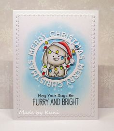 Scrapbook Titles and Quotes - Give Your Page A Lasting Expression! Dyi Christmas Cards, Christmas Card Sayings, Noel Christmas, Holiday Cards, Lawn Fawn, Cool Cards, Diy Cards, Card Sketches, Scrapbook Cards