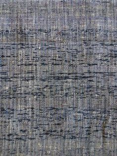 Shifu length, Sri Textile Gallery, Brooklyn. Recycled paper yarn from Japan