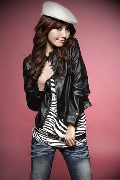 Korean fashion Leather Jacket Leather Jacket for Women Trends 2011 ...450 x 67750.3KBfashionsdesigns2012.com
