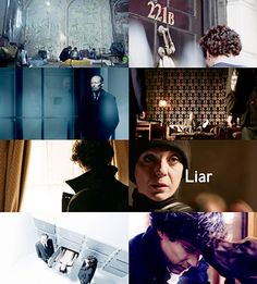 His last vow— His last vow was to prove to John that he mattered and that he loved him, and he had the rest of his lives to prove it. Hence the name of this episode where we thought he might die. Sherlock Holmes 3, Sherlock John, His Last Vow, The Science Of Deduction, Elementary My Dear Watson, Benedict Cumberbatch Sherlock, 221b Baker Street, Johnlock, Martin Freeman