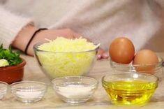 Nejlepší sýrové palačinky. Recept pro každého gurmána.   NejRecept.cz Eggs, Breakfast, Food, Recipes, Morning Coffee, Essen, Egg, Meals, Eten