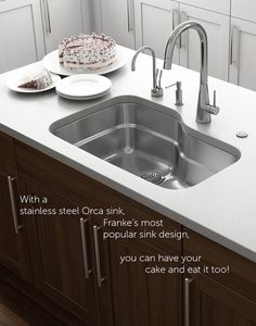 203 best franke sinks images franke sink kitchen ideas new kitchen rh pinterest com