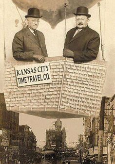 Vintage Kansas City website. Has tons of interesting information on Kansas City's history, including lots of news articles all tagged by the area of the city and topics they cover.