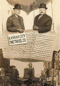 Time Travel Kansas City Style Zippertravel.com Digital Edition