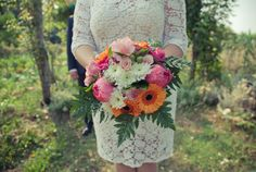 Colorful bouquet, photography www.martinaphotomarriage.it