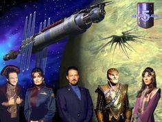 Babylon 5 ...Loved this show!