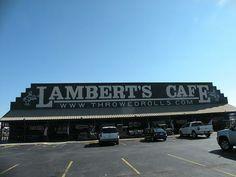 LAMBERTS CAFE