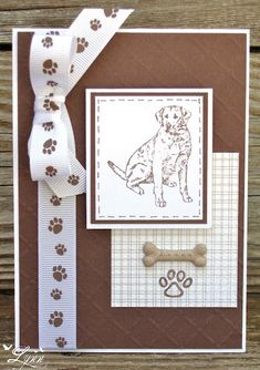 Creative Crafts by Lynn Dog Cards, Kids Cards, Box Photo, Pet Sympathy Cards, Card Sentiments, Fancy Fold Cards, Get Well Cards, Animal Cards, Flower Cards