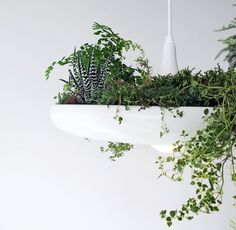 Toronto-based designer Ryan Taylor has created Babylon, a light made from powder-coated aluminum that also features a small garden. From the designer The Babylon Light is a plantable light fixture. Made of aluminum with a powder coated finish,...