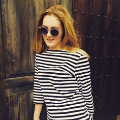 So…show us how you wear your black & white stripes. // #marimekko #tasaraita