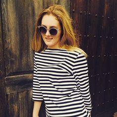 So…show us how you wear your black & white stripes. // #marimekko #tasaraita