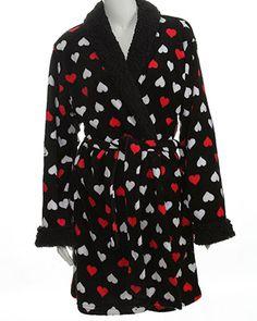 tarea Heart Plush Robe - $24.99