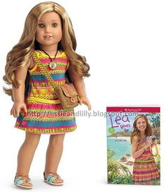 Lissie & Lilly: Girl of the Year 2016 Lea Clark Full Sized 18 inch Doll