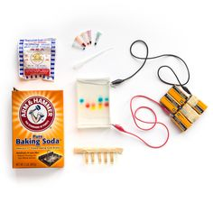 Gel electrophoresis is a powerful technique used to manipulate DNA and as an analytical tool, such as in DNA fingerprinting. Build your own gel electrophoresis device from scratch with simple materials, and use electricity to separate colored dyes.