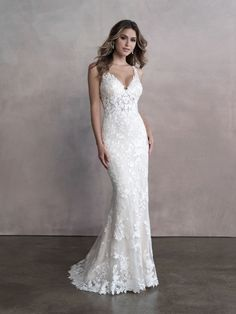 Style: 9808   Allure Bridals Tulle Wedding, Bridal Wedding Dresses, Dream Wedding Dresses, Bridal Style, Bridesmaid Dresses, Kleinfeld Wedding Dresses, Timeless Wedding Dresses, Petite Wedding Dresses, Vows Bridal