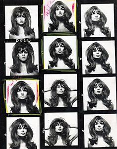 Jean Shrimpton, 1965. Photographer: David Bailey.
