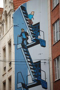 Brussel, augustus 2012 (foto: Jenn van Voorthuisen)