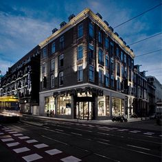 Welcome to #Amsterdam. Our store on the PC Hooftstraat