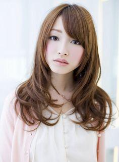 クリーミーな潤いロング 【Euphoria 新宿通り】 http://beautynavi.woman.excite.co.jp/salon/20850?pint ≪ #longhair #longstyle #longhairstyle #hairstyle ・ロング・ヘアスタイル・髪型・髪形≫