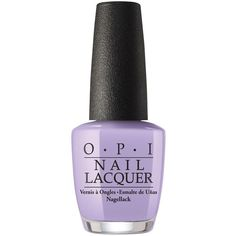 Opi Fiji Polly Want A Lacquer? 15Ml Nail Polish &Amp; Free Clear Top... (300 EGP) ❤ liked on Polyvore featuring beauty products, nail care, nail polish, nails, beauty, makeup, opi, opi nail lacquer, opi nail color and opi nail care