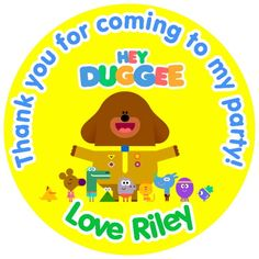 £2.4 GBP - Hey Duggee Personalised Gloss Birthday Party Bag Food Box Sweet Cone Stickers #ebay #Home & Garden 2nd Birthday Boys, 3rd Birthday Parties, Birthday Ideas, Sweet Cones, Felt Boards, Food Box, Party Bags, Birthday Invitations, First Birthdays