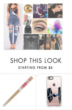 """🇺🇸🖤Dani🖤🇰🇷 - Brunch with Peyton"" by wwedaninoel ❤ liked on Polyvore featuring Casetify"