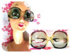 Gafas de sol de los años 60 1960 Mod yeye por MeAndTheMajor en Etsy, €25.00