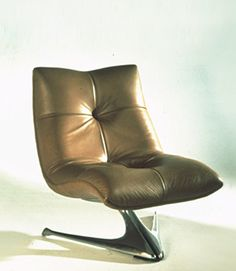 Vladimir Kagan Unicorn Chair