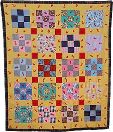 Quilts mennonites du comté de Waterloo