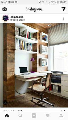 Unique Closet Desk Design Ideas