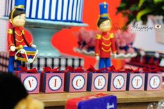 """Photo 1 of 13: Tin Soldier / Birthday """"Vicente's 1th Bday"""" 