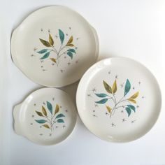Salem Ovenproof, Daybreak, Platters and Large Dinner Plates (9) by PowersMod on…