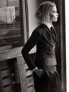visual optimism; fashion editorials, shows, campaigns & more!: boyhood: abbey lee kershaw by will davidson for vogue australia may 2015