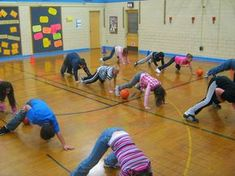 Fairview School is located in Milwaukee, Wisconsin Moving! Fairview School is located in Milwaukee, Wisconsin Crossfit Kids, Kids Gym, Yoga For Kids, Exercise For Kids, 4 Kids, Elementary Physical Education, Elementary Pe, Health And Physical Education, Pe Activities